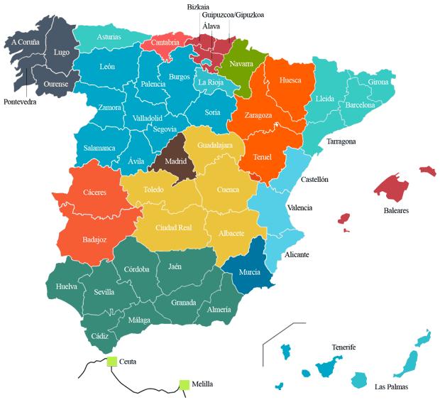 Calendario Laboral Alava 2020.Calendarios Laborales Y Dias Festivos De Municipios De Espana